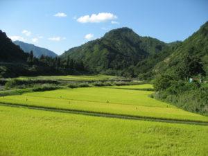 奥会津の風景